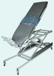 เตียงฝึกยืน ปรับสูงต่ำและปรับมุมได้ด้วยไฟฟ้า VS7002H